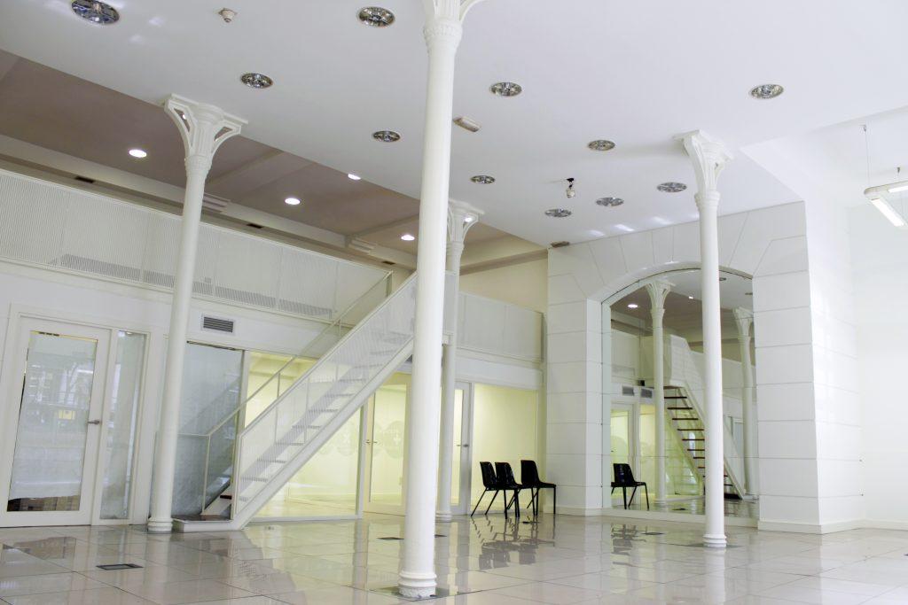 Vista interior de YIMBY STREET II