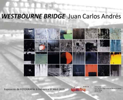 WESTBOURNE BRIDGE, LA IMPACTANTE Y NUEVA EXPOSICIÓN FOTOGRÁFICA QUE LLEGA A YIMBY SOTA