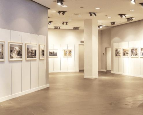 Fotos de una exposición en YIMBY MOYÚA