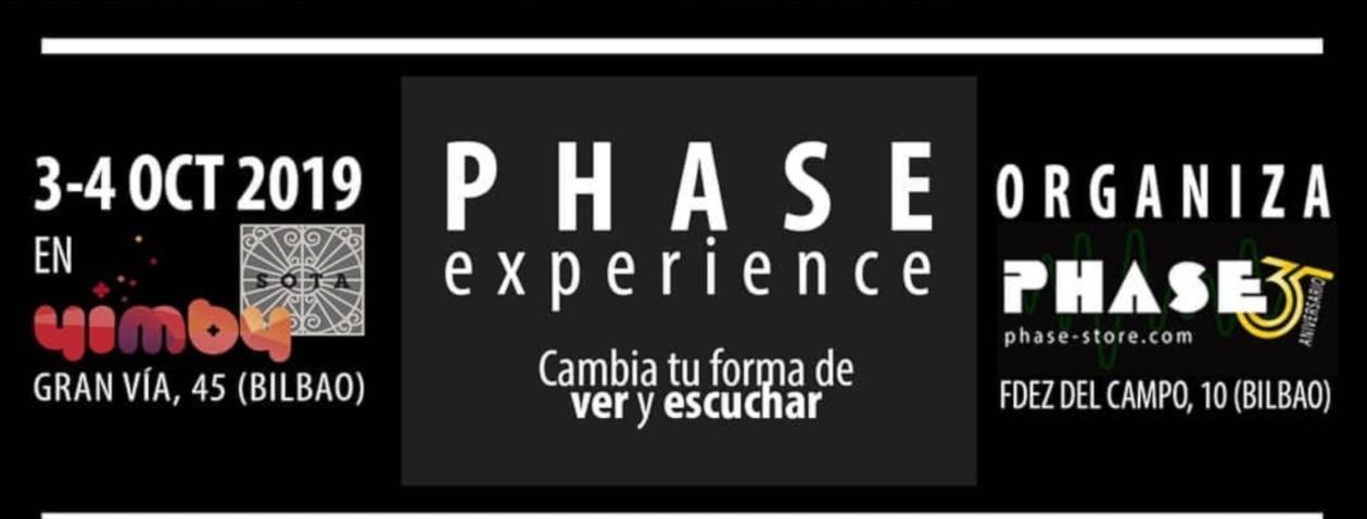 Logo PHASE EXPERIENCE