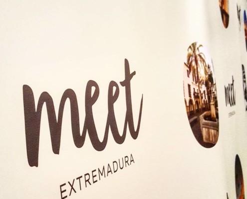 Foto call para el evento MEET de Extremadura