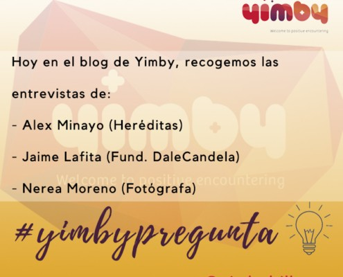 yimbypregunta, yimby, bilbao, entrevistas, eventos, marketing, marketing online