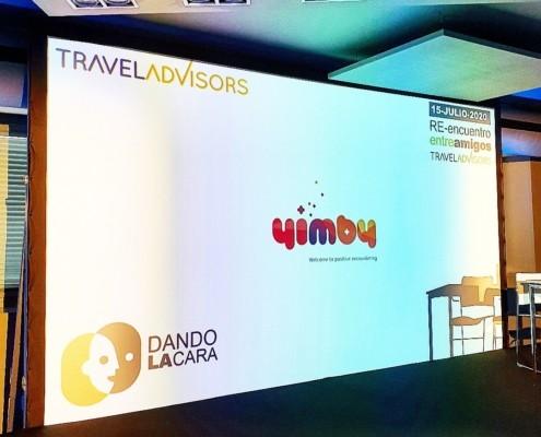 TRAVEL ADVISORS GUILD DA LA CARA EN YIMBY
