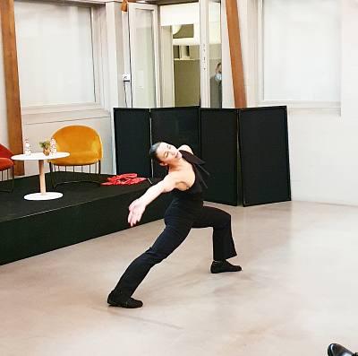 Bailarina - 4ª Edición Por Amor al Arte - Kandinsky y Schoenberg, la relación entre las artes