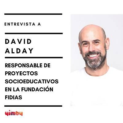 Entrevista David Alday de Fidias