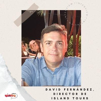 Entrevista David Fernández de Island Tours