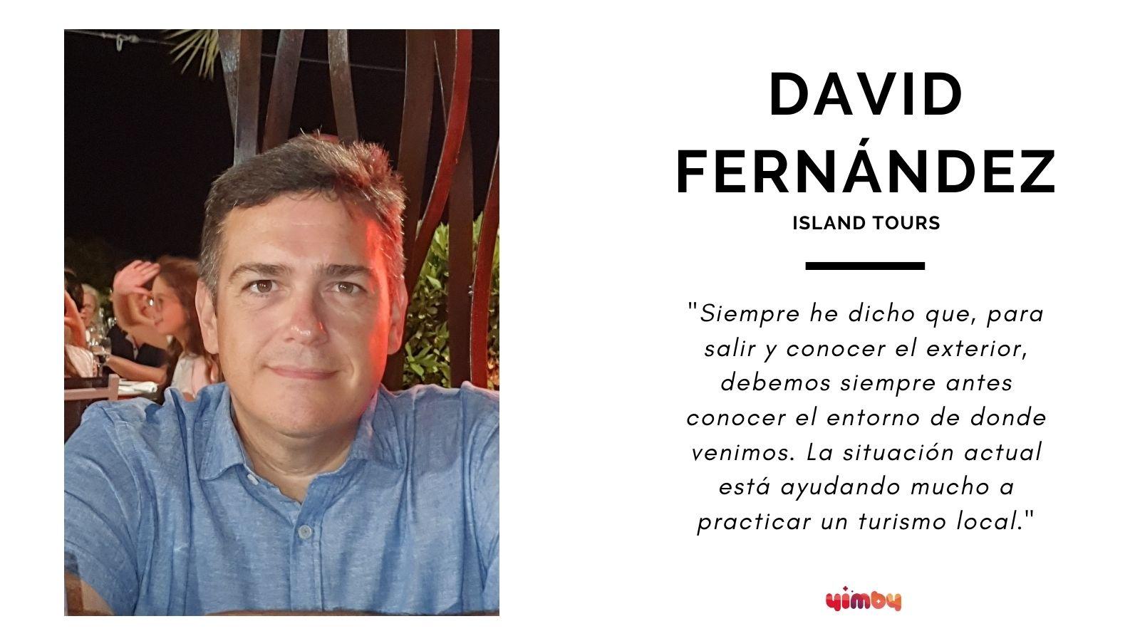 Entrevista David Fernández de Island Tours - Imagen Portada