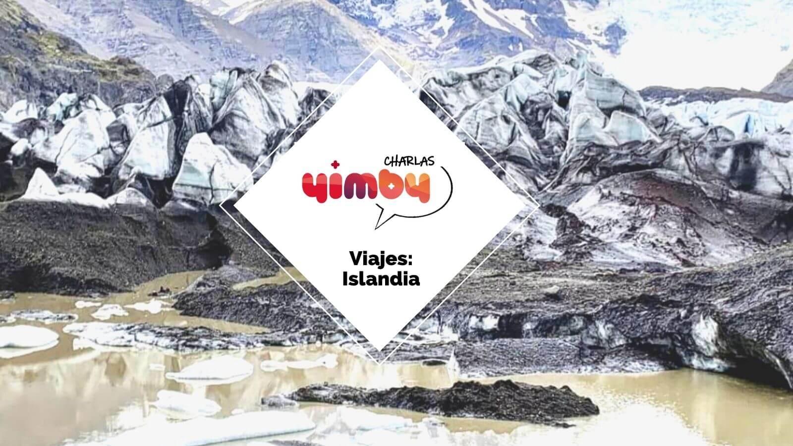 Foto Charlas Yimby Islandia