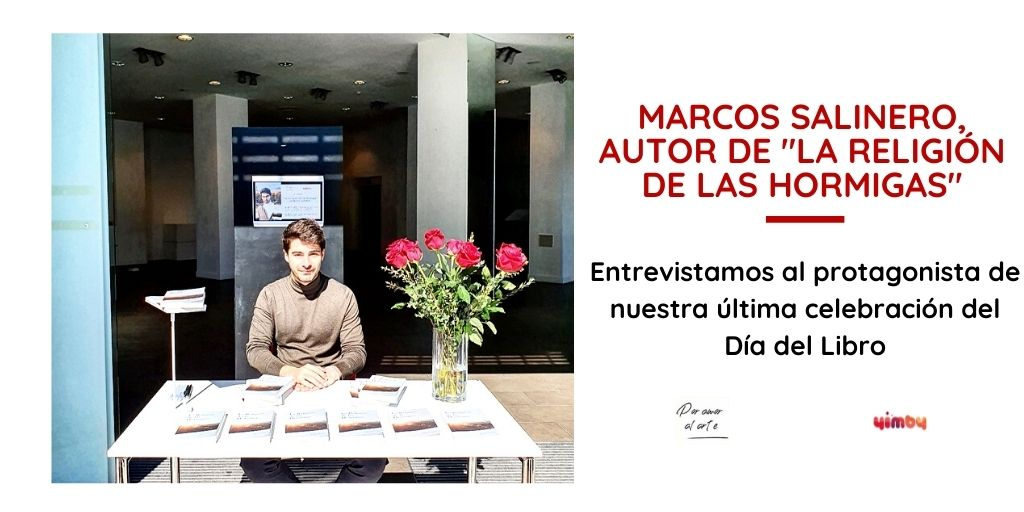 Entrevista al escritor Marcos Salinero