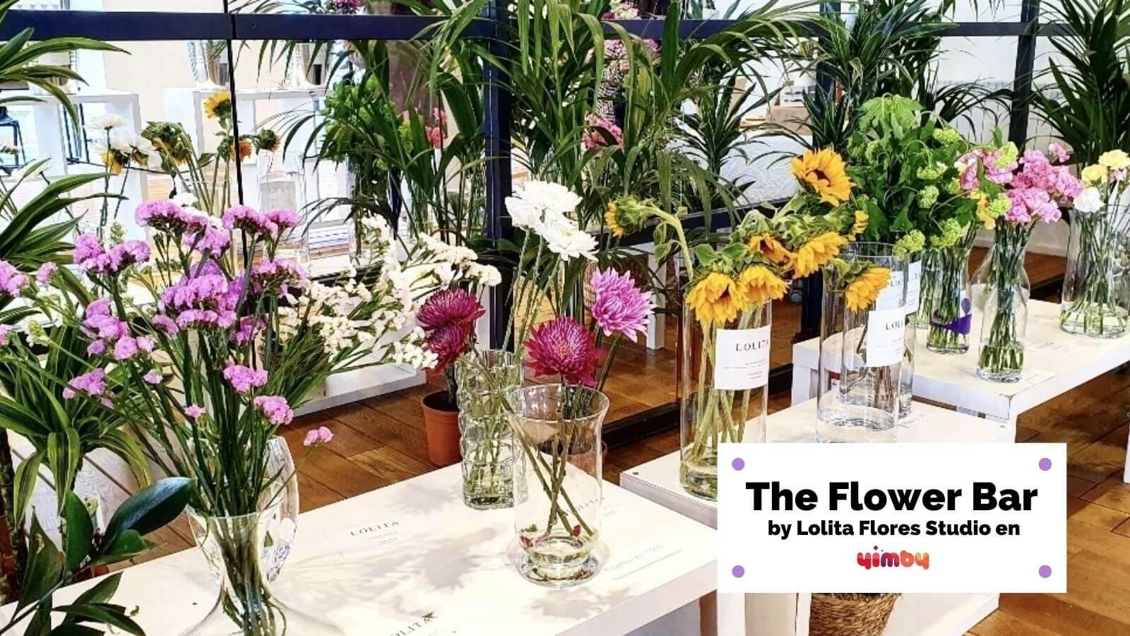 The Flower Bar - Lolita Flores Studio