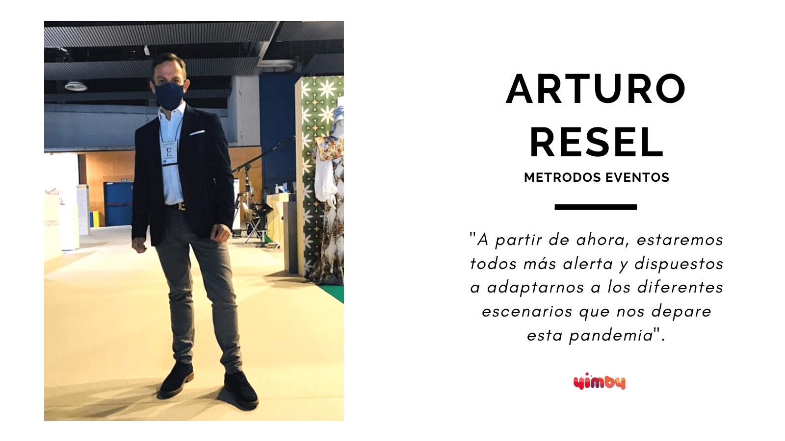 Entrevista a Arturo Resel